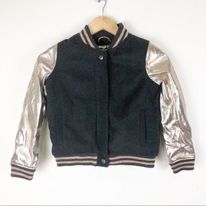 ☀️ Maddie Size Small Girl's Bomber Jacket
